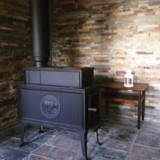 Black Bear stove by Jotul