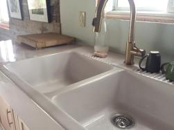 A big old sink